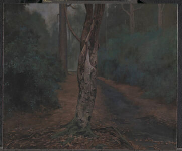 George Shaw (b. 1966), 'Recto', 2015-2016