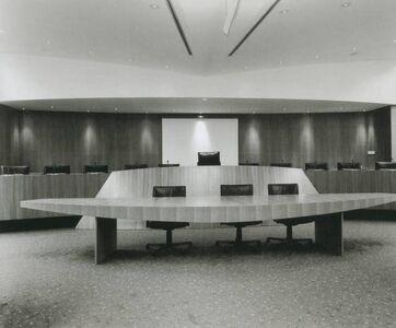 Lynne Cohen, 'Conference Room', 1990's
