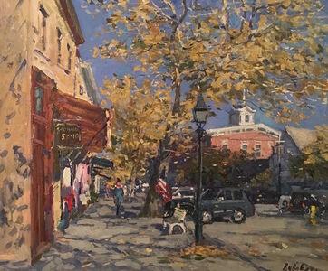 Irina Rybakova, 'Main Street, Morning', 2016