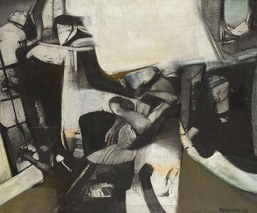 """Bepi Romagnoni, '""""Tale, April, May 1962""""', 1962"""