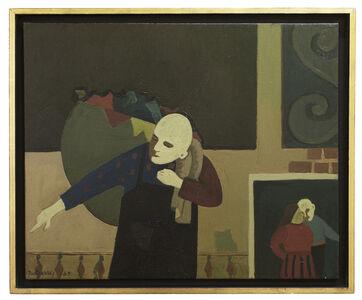 Emilia Gutiérrez, 'El trapero', 1974