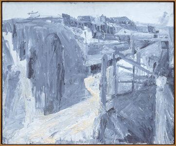 Stanley Lewis, 'Tuckahoe Train Station', 1982