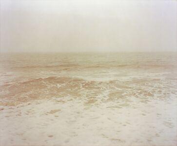 Mike Perry, 'Beach No. 5, Birling Gap, England', 2002