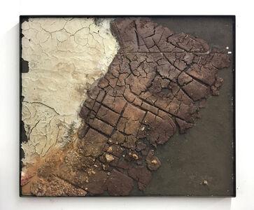 Margaret Boozer, 'Harbor Studies (Gold Wash)', 2016