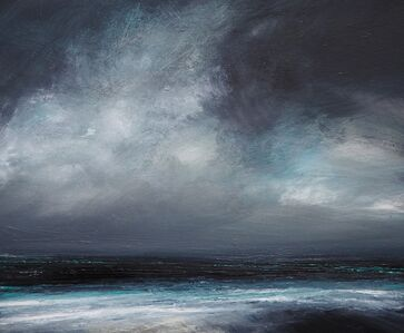 Ruth Brownlee, 'January Sky Clearing, Quendale', 2019