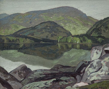 Alfred Joseph Casson, 'After The Rain, Lac Lapeche'