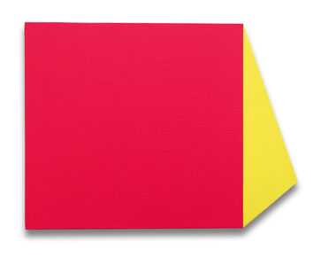 Brent Hallard, 'Rope (red and yellow)', 2012