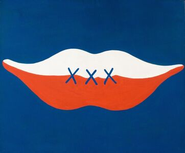 "Jerzy Ryszard ""Jurry"" Zielinski, 'The Smile or Thirty Years, Ha, Ha, Ha', 1974"
