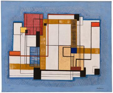 Irene Rice Pereira, 'Abstraction', 1940