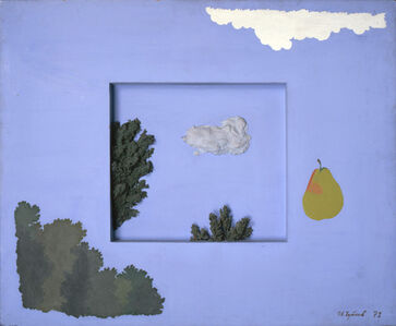 Ivan Chuikov, 'Oil , tempera, plaster on fiberboard', 1973