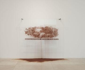 Cristina Piffer, 'Two Hundred Strong Pesos | Doscientos pesos fuertes', 2010