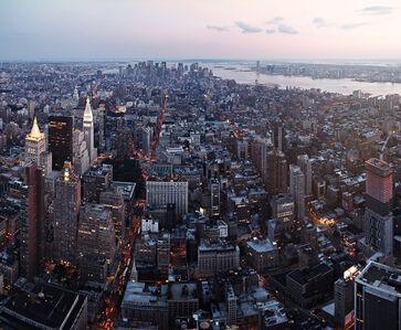 Chris Hauser, 'Looking Down, New York', 2009