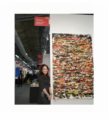 Estella Gallery at Artexpo | New York 2018, installation view