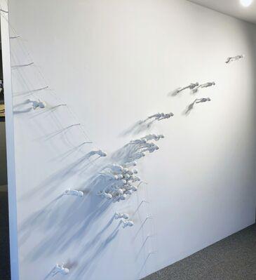 Summer Salon I, installation view