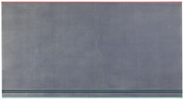 Kenneth Noland, 'Regal Grey', 1970