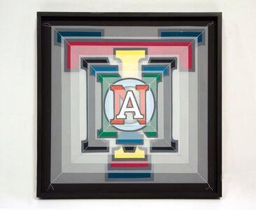 Joe Amrhein, 'ANONYMITY', 2017