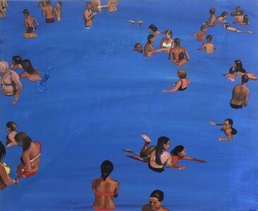 Daniele Galliano, 'Let's Go 5'
