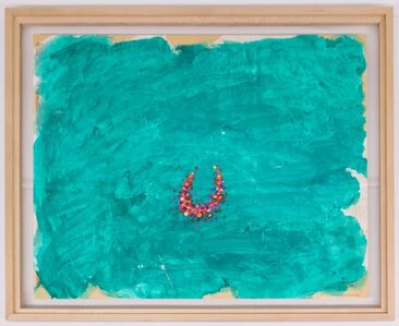 Paul Thek, 'Untitled (Horseshoe)', 1982