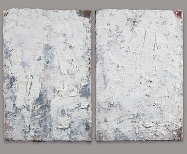 Aida Tomescu, 'Argint I & Argint II', 2018