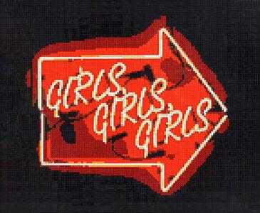 LENZ, 'Girls girls girls', 2017