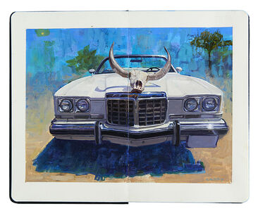 Greg Gandy, '1974 Pontiac Catalina', 2018