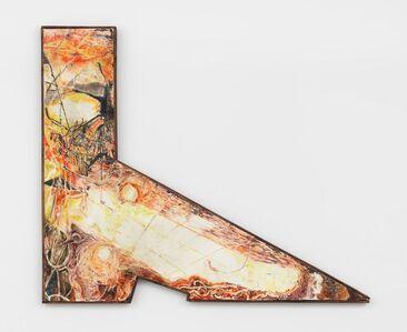 Nikholis Planck, 'Therein. . .', 2018