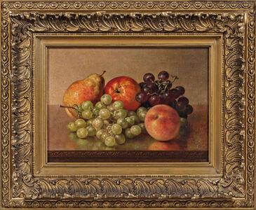 Robert Spear Dunning, 'Tabletop Still Life with Fruit'