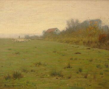 Lovell Birge Harrison, 'Woodstock Farm', ca. 1910