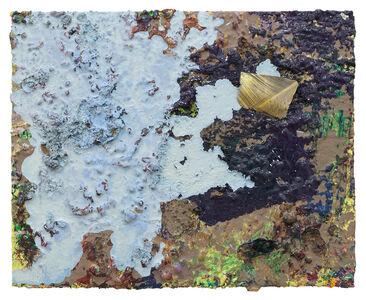 Adrian Schiess, 'Papillon', 2015