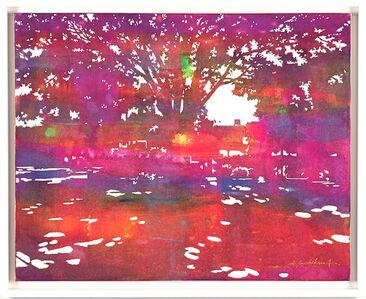 Ryo Yoshikawa, 'Scarlet Blur', 2010