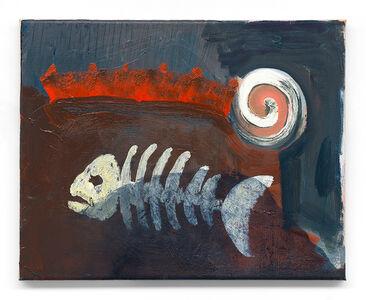 Walter Swennen, 'King's Fish', 2018