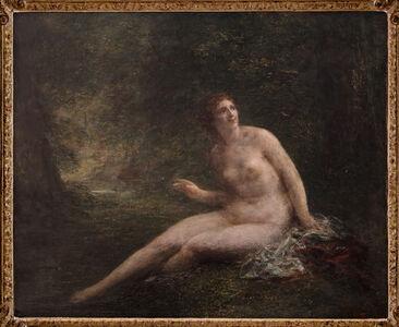 Henri Fantin-Latour, 'Baigneuse effrayée', 1836-1904