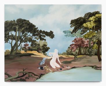Sanam Khatibi, 'Days and days without love', 2017