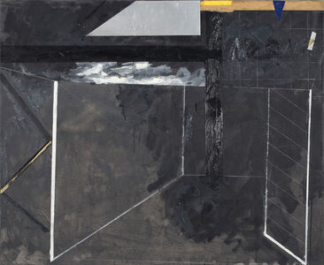 Gianfranco Pardi, 'Monk', 1988