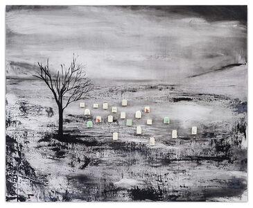 Boris VISKIN, 'El cementerio de los dibujos', 2015