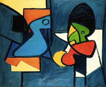 Arshile Gorky, 'Abstraction', 1936