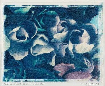 Natale Zoppis, 'Tulipani devozionali', 1991