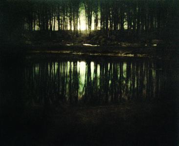 Edward Steichen, 'Moonrise, Mamaroneck, New York', 1904