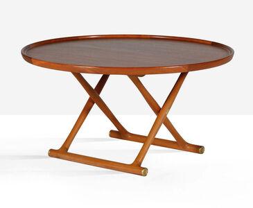 Mogens Lassen, 'Folding table', circa 1940