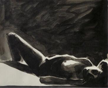 Nathan Joseph Roderick Oliveira, 'Reclining Nude', 1966