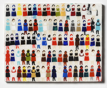 Neil Farber, 'Girls', 2017