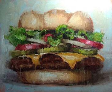 Bradford J. Salamon, 'Smash Burger', 2019