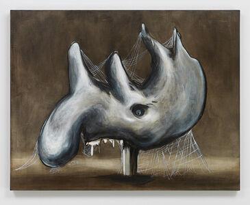 Alexandre Singh, 'Skin. Horn. Teeth.', 2019