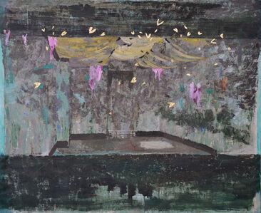 Bogdan Vladuta, 'Flies Room', 2015
