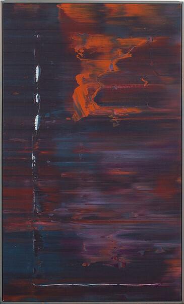 Jack Whitten, 'Chinese Sincerity', 1974
