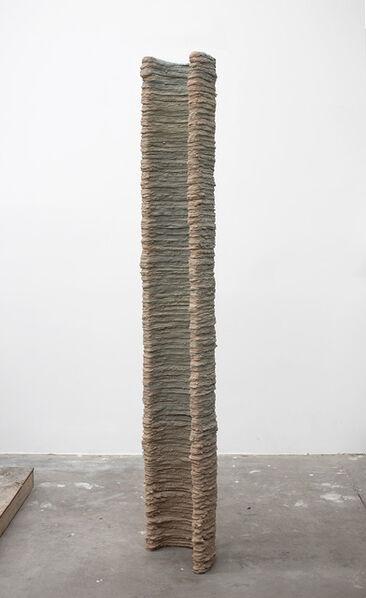 Dwyer Kilcollin, 'Capital (column I)', 2016