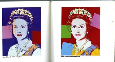 Andy Warhol, 'Reigning Queens (Limited Edition, Numbered) ', 1985