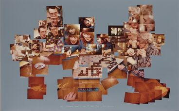 'The Scrabble Game January 1, 1983'