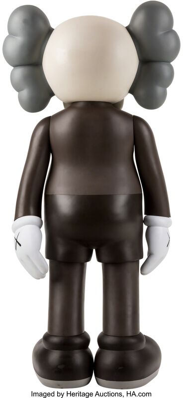 KAWS, 'Companion (Brown)', 2007, Other, Painted cast vinyl, Heritage Auctions