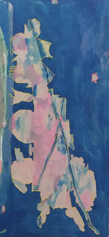 Felipe Barsuglia, 'pijaminha', 2019, Painting, Oil on Canvas, Anita Schwartz Galeria de Arte